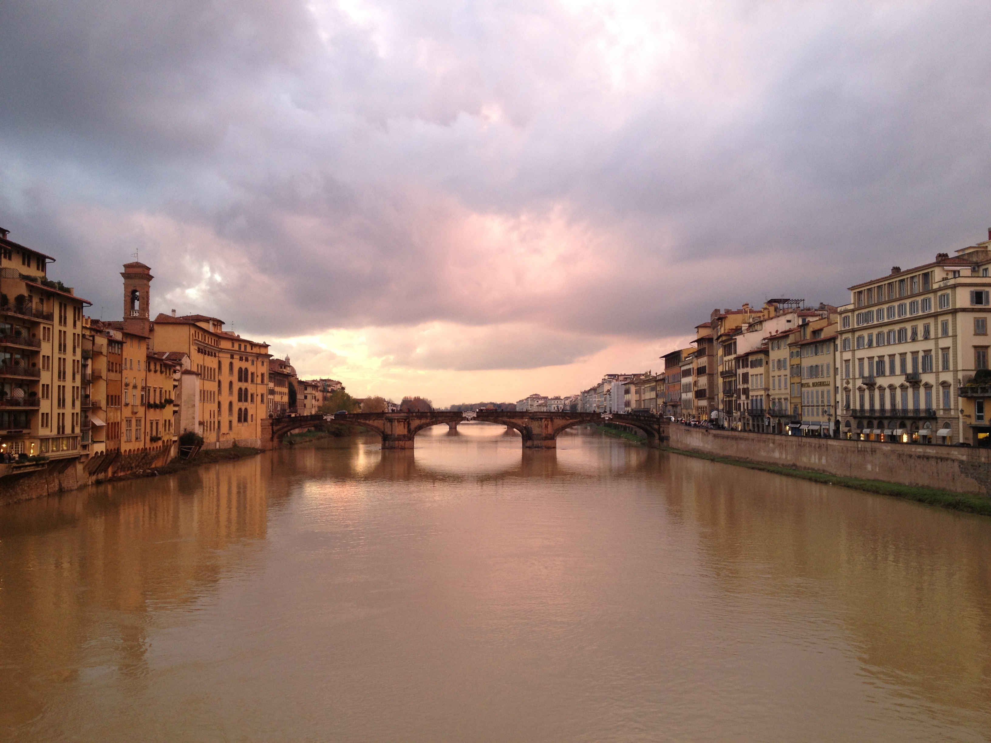 Firenze da Ponte Vecchio