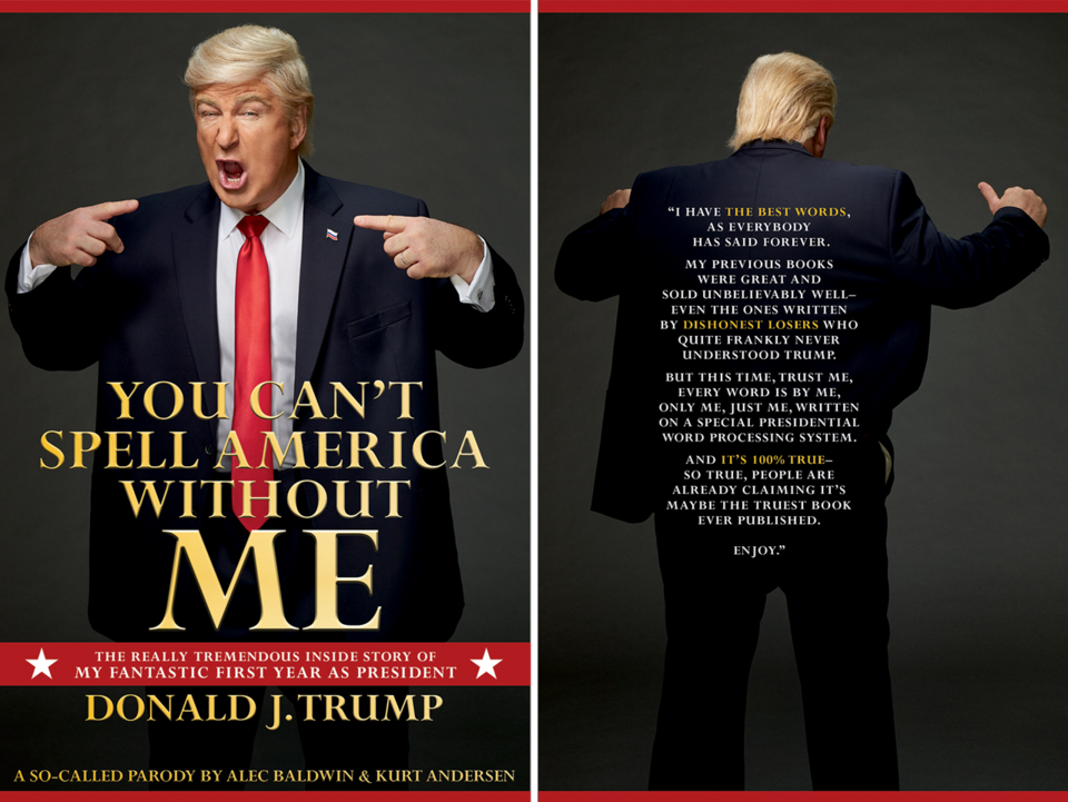 Letture made in USA | How to talk Trump