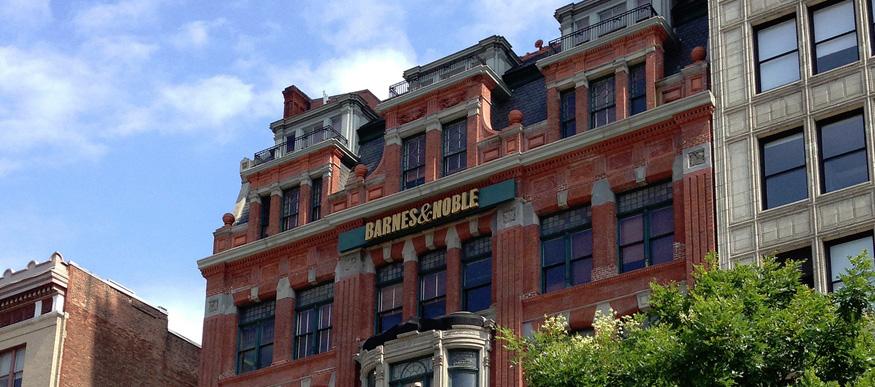 Barnes & Noble | I miei luoghi del cuore a New York