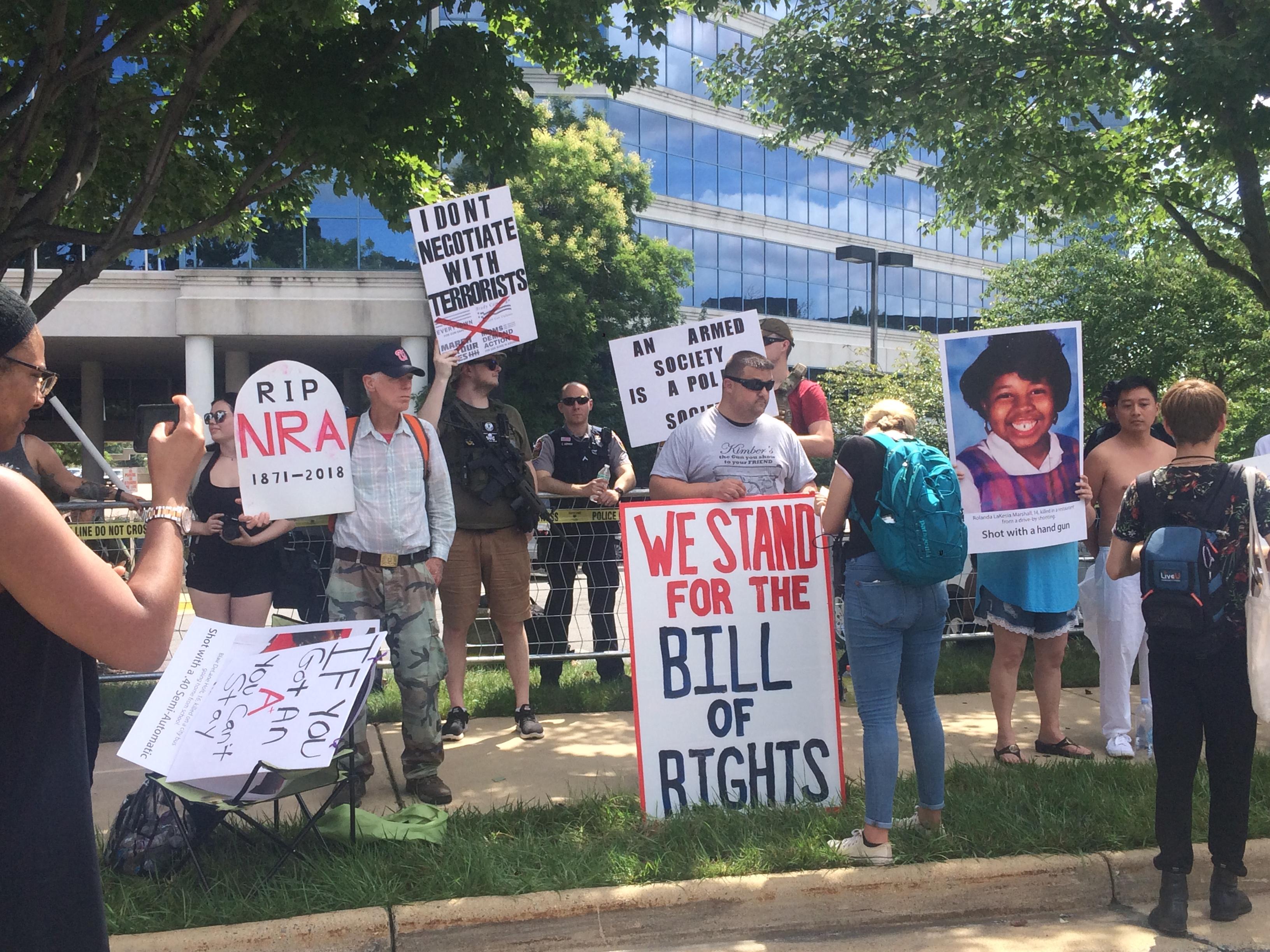 Una generazione in marcia   Contro l'NRA